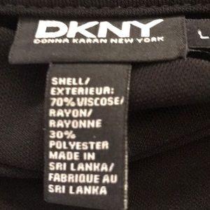 Dkny black skirt EUC